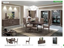 Living Dining Room Furniture Platinum Slim Dining Modern Formal Dining Sets Dining Room Furniture