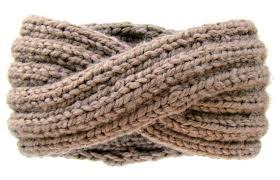 knitted headband pattern chunky knit turban headband ear warmer knits for