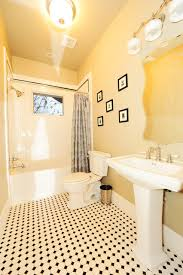craftsman style bathroom ideas craftsman bathroom tile walls home design photos decor ideas