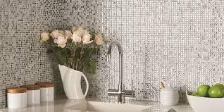 sparkle mosaic kitchen wall tiles luxury tile designs