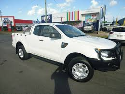 Ford Ranger Truck 2014 - 2014 ford ranger px xl super cab utility for sale in cairns top