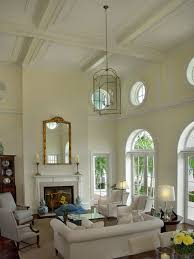 best ideas about decorating tall walls trends with living room