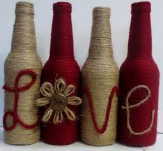 How To Decorate A Wine Bottle Best 25 Glass Bottles Ideas On Pinterest Glass Bottle Crafts