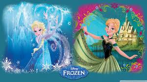 disney u0027s frozen sisters anna elsa 4k hd desktop wallpaper