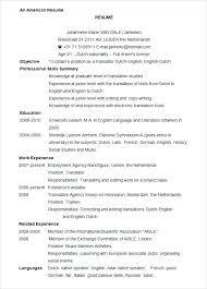 standard resume template standard resume sles freshers resume sle singapore standard