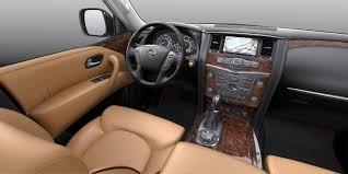2017 nissan armada platinum interior design