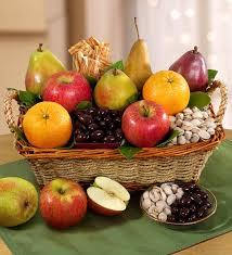 fruit and nut gift baskets fruit gift basket 1800baskets 96093