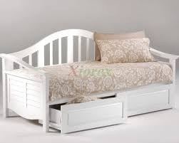 bed daybed with storage inspirational daybed with end storage