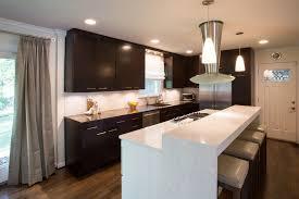 Signature Kitchen Cabinets Solaire Silver Spring For A Modern Kitchen With A Modern Kitchen