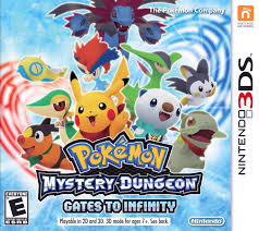 pok u0026 233 mon mystery dungeon gates to infinity ign
