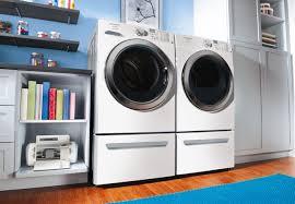 Frigidaire Washer Dryer Pedestal Frigidaire Optional Pedestal Classic White Cfpwd15w