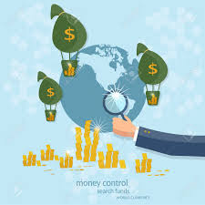 global money transfer business concept global control monetary system transactions