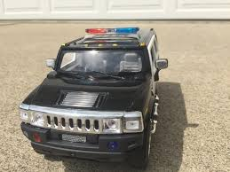 lapd hummer h2 under glass pickups vans suvs light