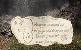pet memorial garden stones chapel hill memorial park pet memorial marker for dog or