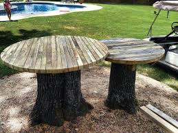 Garden Improvement Ideas 7 Diy Table Ideas For Garden Improvement Diy To Make