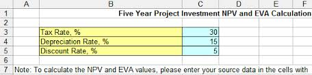 Business Valuation Excel Template Business Valuation In Excel