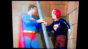 superman saves lucy in color youtube