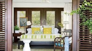 yellow livingroom our 60 prettiest island rooms coastal living