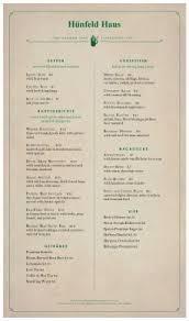 german cuisine menu german food menu german menus