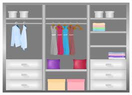 closet design diagram examples and templates