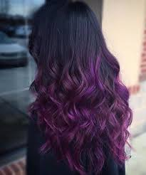 black hairstyles purple 50 amazing purple ombre hair ideas my new hairstyles