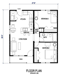 small bungalow plans floor plan standard second home craftsman