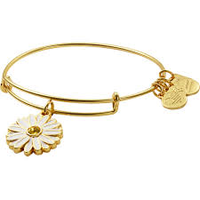 november birthstone alex and ani alex and ani charity by design daisy charm bangle fashion