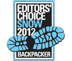 editors u0027 choice snow awards 2012 backpacker