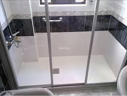 trasformare una doccia in vasca da bagno foto trasformare vasca da bagno in una spaziosa doccia di 3g snc