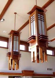 Great Room Chandeliers Prairie Chandeliers Finewoodworking