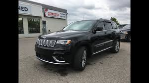 jeep summit price 2017 jeep grand cherokee summit diamond black courtesy