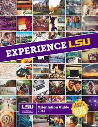 Lsu Union Help Desk by Experience Lsu 2014 By Lsu Division Of Student Affairs Issuu