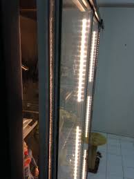 Ikea Led Strip Light by Invisible Led Light Kit Mkiii For The Ikea Detolf Cabinet The