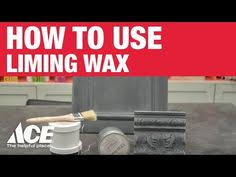how to get the cerused or limed wax finish amy howard at home