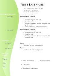 resume templates open office basic resume template for open office free resume templates open
