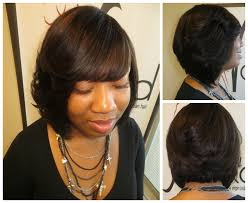 medium length hairstyles with weave quick weave style without glue healthy weave styles pinterest