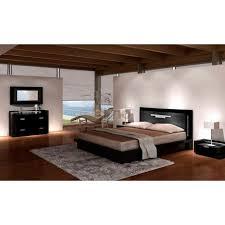 chambre wengé chambre adulte wenge éclairage par leds the meubles elmo