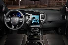 2016 dodge charger pursuit adds 12 1 inch touchscreen computer