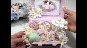 Decorate Easter Eggs Youtube by Shabby Chic Easter Egg Boxes U0026 Clip Tutorial Youtube