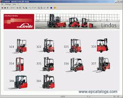 linde fork lift truck spare parts repair 2012 full repair