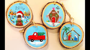 wooden tree ornaments superior wooden