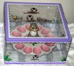 ceramic egg holder tray it s springtime thumper the rabbit ceramic easter egg holder tray