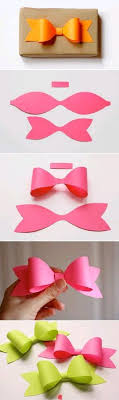 paper ribbons paper ribbons bows and headbands paper