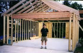 how to build a car garage garage steel buildings blog