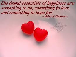 Life Love Quotes by Happiness Is Something To Love Cute Quote About Happiness