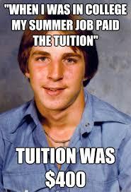 Communication Major Meme - tuition eggnomics by sue liang