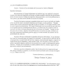 spanish letter format choice image letter samples format