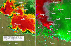 World Map Of Tornadoes by Texas Tornado Makes Very Rare Left Move U0026 Completely Changes