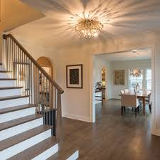 installation gallery entry foyer lighting