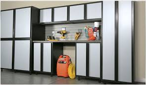 Xtreme Garage Cabinets A Wall System Might Be All You Need To Tame Your Garage Storage